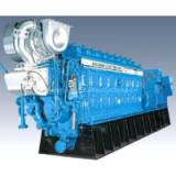 <b>Used</b> HFO Diesel <b>Power</b> Plant Engine For Sale