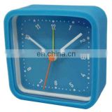 Hot funny modern silicon alarm clock from china