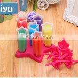 promotional seasonal goods plastic ice lolly DIY mould homemade ice tools