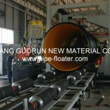Large Diameter Helical Corrugated Pipe