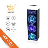 MX-102 portable karaoke bluetooth speaker