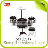 Fashionable children drum set toy snare drum