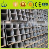 Best Price metal building materials High Quality Asian Black Iron Square Tube With Sichuan Liaofu Special Steel Company