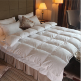 Latest Hotel High Filling Power Light Soft Down Comforter