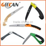 Customized tree pruning saw with plastic handle garden saw for cutting tree