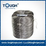 TOUGH ROPE braided synthetic 12000lbs winch rope recovery cable bowrope