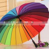 Rpet promotion purple floding umbrella