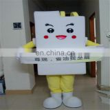 Factory directly Customize lovely cartoon people wear advertising costume