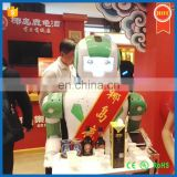155cm Delivery Meals Service Guest Intelligent Humanoid Restaurant Robot Waiter