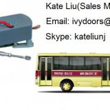 Electric Bus bifold Door Mechanism For Minibus and City Bus