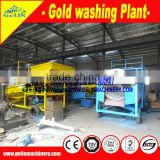 High Quality New Design Portable Alluvial Gold Plant