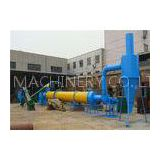Coal Powder Rotary Dryer Machine For Wood / Sawdust / Crop Straw Drying