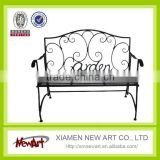 New product China supplier garden benches cheap sofa metal antique cast iron garden bench chair furniture                                                                         Quality Choice