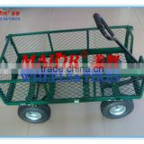 folding utility garden wagon cart trailer TC1840A