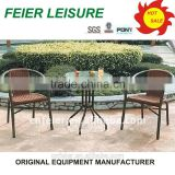 High quality outdoor wicker portable reclining chair
