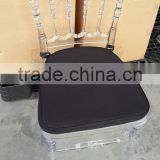 stackable crystal clear tiffany plastic resin chairs wholesale