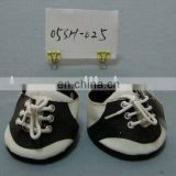 Lovely Mini Athletic Shoes (black) For Plush Toys and Dolls! BEST PRICE!