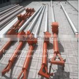 erecting pole /round pole machine