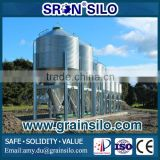 SRON Assembly Chicken/Pig/Horse Silo Used for Poultry Feeds,We Customize Various Size Silos