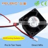 4020 Auto radiator cooling fan DC 12V/24V