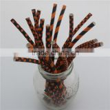 Promotion Food Grade Paper Straws Multicolored Bending Paper Straw New Arrival Drinking Straws