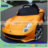 best selling electric ride on car for child/toy car for kids ride on (kids gift)
