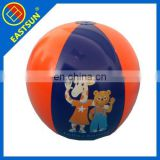 Popular cheap 6P free PVC inflatable beach balls