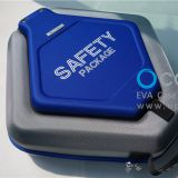 Road safety cases emergency kit cases vehicle safety package hard shell tool cases