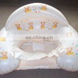 inflatable eco-friendly baby chair seat