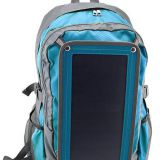China factory 6.5W camping solar backpack for mobile phone JM-B007
