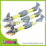 Hot sale plastic shark water gun tube toy for children