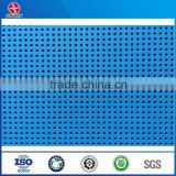 2.0 mm blue perforated aluminum plate
