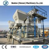 High efficiency concrete mixer plant with cheap price with hydraulic pump concrete mixer