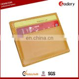 High quality wholesale credit card sleeves
