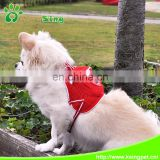 sports knapsack with leash for dog bags, dog harness