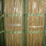 Factory bamboo stick fence