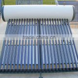 Compact pressurized solar water heater with evacuated tube 58mm*1800mm