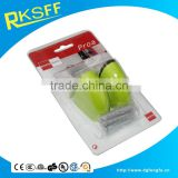 Fengfa Grenn cloro D shape Metal Glass Holder/MDF clamp