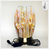 Qin Yuan art desk lamp, desk lamp of custom, creative desk lamp, decoration lamp, LED lamp (Da014)
