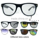 Cheap Promotion frame/Sunglasses/eyewear Factory Custom Lens fullcolor rainbow printing logo OEM