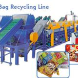 PE/PP Film  Washing Recycling Line