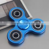 Fidget Spinner anxiety toys for adults EDC HandSpinner Ceramic Bearing Plastic Fidget Toys Blue