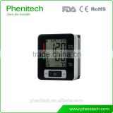 Digital Wrist Blood Pressure Monitor bluetooth With OEM Support
