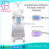 Skin Tightening Cryolipolysis Lose Weight Cold Body Sculpting Machine Double Chin Removal