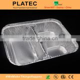 airline aluminium foil containers disposable aluminium tray