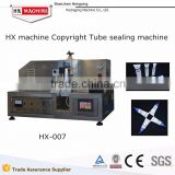 HX Machinery Ultrasonic Plastic Tube Sealing Machine For Cosmatic Toothpaste Cream Lotion Personal Care