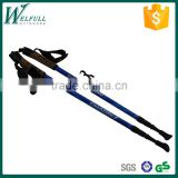 Trekking pole , CORK handle, aircraft grade aluminum, anti shock SZ15339
