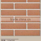 brick exterior ceramic wall tiles cladding construction materials