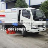 Chinese factory sale brand new 3 ton cheap diesel 4x2 sweeper truck