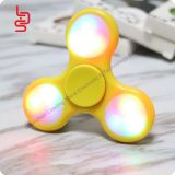 RGB shape-changing LED RGB flashing toy hand spinner